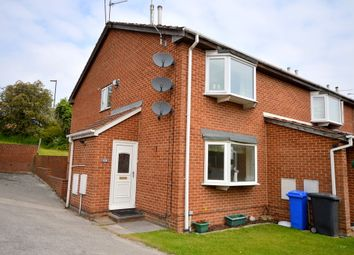 Thumbnail 2 bedroom flat to rent in Ardsley Close, Owlthorpe, Sheffield