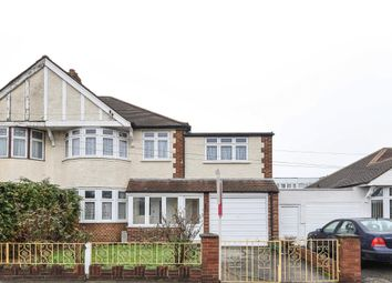 Thumbnail 4 bedroom semi-detached house for sale in Hammond Avenue, Mitcham, Surrey