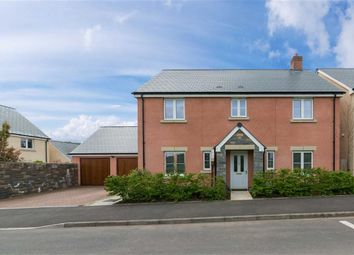 Thumbnail 4 bed detached house for sale in Cae Melin, Little Mill, Monmouthshire