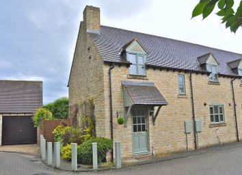 Thumbnail 3 bed semi-detached house for sale in Upper End Court, Bretforton, Evesham