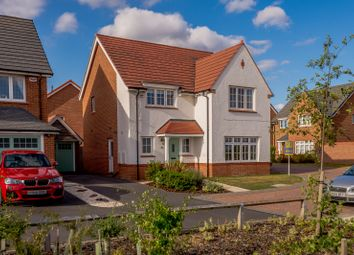 Thumbnail 4 bed detached house for sale in Ford Close, Scartho Top