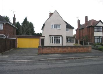 Thumbnail 3 bed detached house for sale in Wentworth Road, Stourbridge