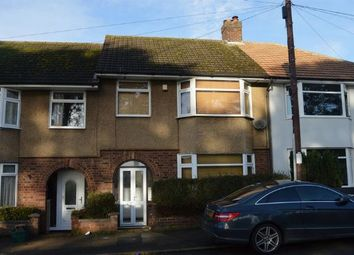 Thumbnail 3 bedroom terraced house to rent in Balfour Road, Queens Park, Northampton