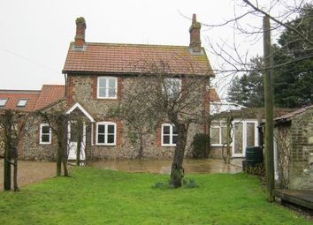 Thumbnail 2 bed detached house to rent in Corner Cottage, Dalegate Lane, Burnham Deepdale, Norfolk