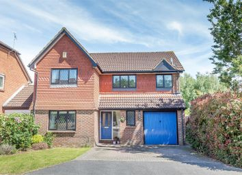 Thumbnail 4 bed detached house for sale in Cotterell Gardens, Twyford, Reading