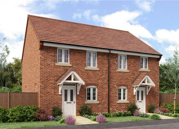 "Thumbnail 3 bed town house for sale in ""Hawthorne"" at Radbourne Lane, Derby"