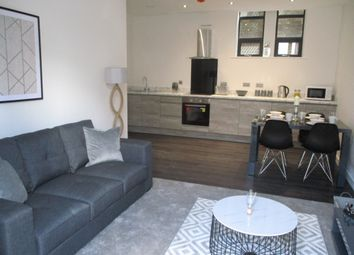 Thumbnail 2 bed flat to rent in 2 Captain Street, Bradford, West Yorkshire