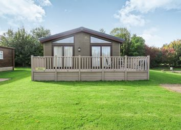 Thumbnail 3 bed mobile/park home for sale in Ranksborough Drive, Langham, Oakham