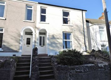 Thumbnail 3 bed end terrace house for sale in Nottage Road, Newton, Swansea
