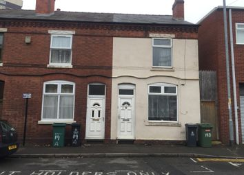 Thumbnail 3 bed terraced house to rent in Bank Street, Walsall, West Midlands