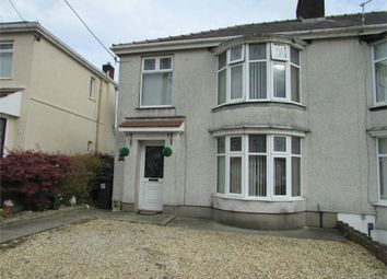 Thumbnail 3 bedroom semi-detached house for sale in Compton Road, Skewen, Neath, West Glamorgan