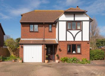 Thumbnail 4 bed detached house for sale in Bridleway Gardens, Broadstairs