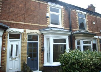 Thumbnail 2 bed terraced house to rent in Sunny Grove, Sharp Street, Hull