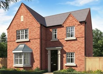 Thumbnail 4 bed detached house for sale in The Willington, Brook Street, Congleton, Cheshire