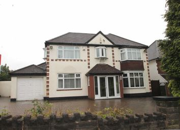 Thumbnail 4 bed property for sale in Lordswood Road, Harborne, Birmingham