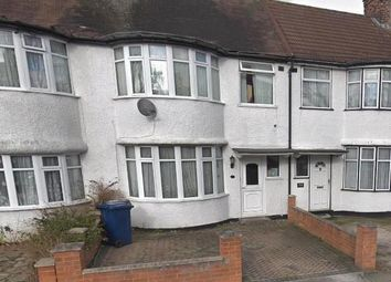 Thumbnail 3 bed terraced house to rent in Eastcote Avenue, Greenford