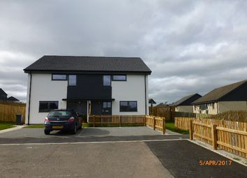 Thumbnail 3 bed semi-detached house for sale in The Meadows, Carrick Road, Dumfries