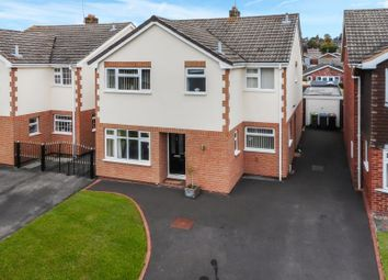 Thumbnail 4 bed detached house for sale in Fairbanks Walk, Swynnerton, Stone