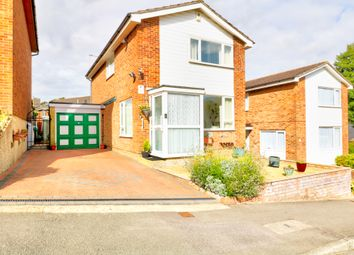 Thumbnail 3 bed detached house for sale in Oxenden Road, Folkestone