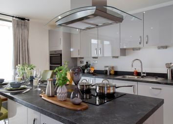 Thumbnail 2 bed flat for sale in Redclyffe Road, London - Greater London