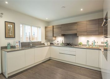Thumbnail 4 bedroom semi-detached house for sale in The Rocky, Henry Darlot Drive, Mill Hill, London