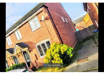 Thumbnail 4 bed semi-detached house to rent in William Barrows Way, Tipton