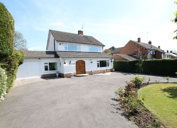 Thumbnail 5 bed detached house for sale in Sackville Gardens, Stoneygate, Leicester
