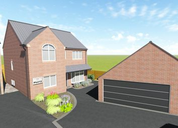 Thumbnail 4 bed detached house for sale in The Chatsworth, Plot 12, Quarry Lane, Mansfield