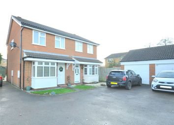 Thumbnail 3 bed semi-detached house to rent in Thirlmere, Stukeley Meadows, Huntingdon, Cambridgeshire