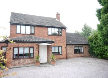 Thumbnail 4 bed detached house for sale in Jones Road, Goffs Oak, Waltham Cross