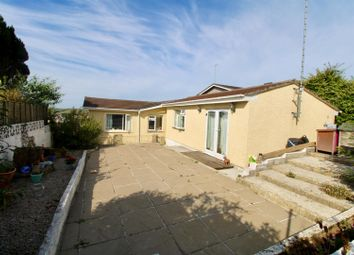 Thumbnail 4 bed detached bungalow for sale in Tenderah Road, Helston