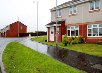 Thumbnail 3 bed semi-detached house for sale in St. Abbs Way, Chapelhall, Airdrie