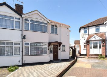 Thumbnail 4 bed end terrace house for sale in Dean Drive, Stanmore, Middlesex