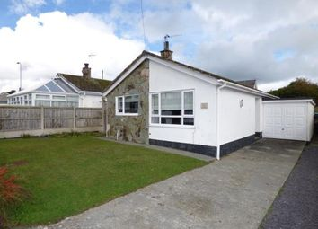 Thumbnail 2 bedroom bungalow for sale in Rhosffordd Estate, Moelfre, Anglesey, North Wales