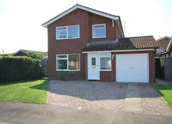 Thumbnail 3 bed detached house for sale in Farmers Gate, Holbeach, Spalding