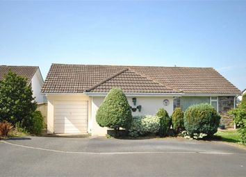 Thumbnail 3 bed detached bungalow to rent in Brahms Way, Barnstaple, Devon
