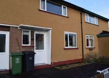 Thumbnail 2 bed terraced house to rent in Winscale Way, Carlisle