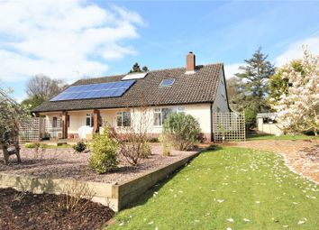 Thumbnail 4 bed detached bungalow for sale in Quarry House Lane, Market Drayton
