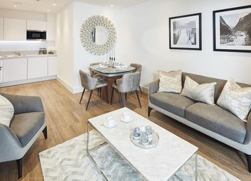 "Thumbnail 3 bed flat for sale in ""Skylark Court"" at Balmoral Close, Westleigh Avenue, London"