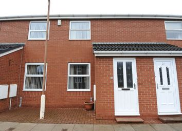 Thumbnail 2 bed terraced house for sale in Harvey Street, Carlisle