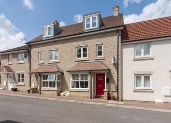 Thumbnail 4 bedroom terraced house to rent in Black Acre, Katherine Park, Corsham, Wiltshire