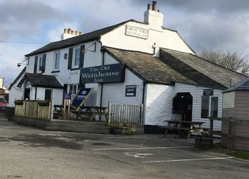 Thumbnail Pub/bar for sale in Old Wainhouse Inn, St Gennys, Bude, Cornwall