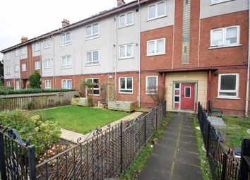 Thumbnail 2 bed flat for sale in Bedford Avenue, Clydebank