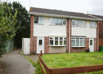 Thumbnail 3 bed semi-detached house to rent in Beauclerk Drive, Nottingham