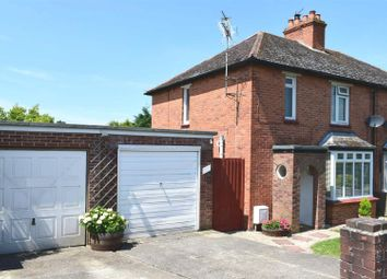 Thumbnail 3 bed semi-detached house for sale in Rockingham Road, Newbury