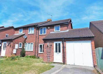 Thumbnail 3 bed semi-detached house for sale in Colston Close, Calcot, Reading