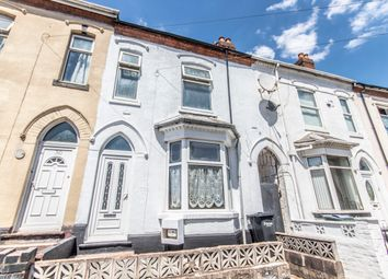 Thumbnail 3 bed terraced house for sale in Parkes Street, Smethwick
