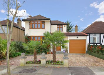 Thumbnail 3 bed detached house for sale in Featherstone Road, Mill Hill, London