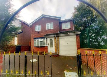 4 bed detached house for sale in Peel Street, Dudley DY2