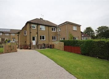Thumbnail 2 bed semi-detached house to rent in Byburn, Uphall